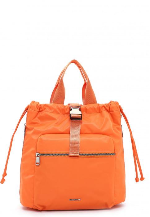 EMILY & NOAH Rucksack Suza-Nylon groß Orange 61941614 orange 610