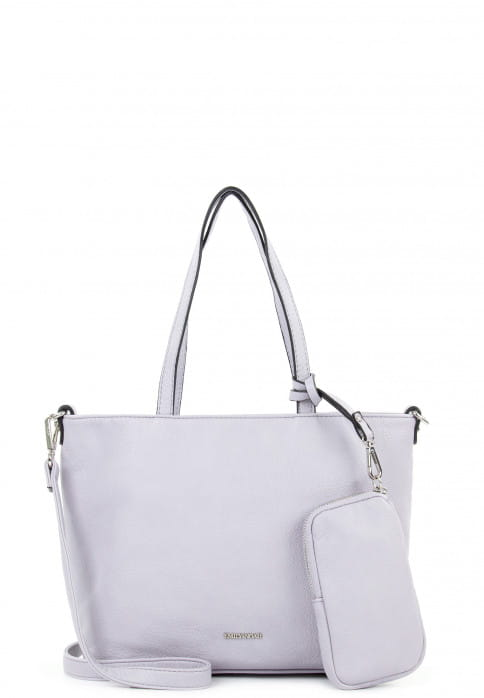EMILY & NOAH Shopper Bag in Bag Surprise klein Lila 310621 lightlilac 621