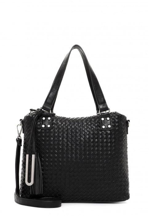 EMILY & NOAH Shopper Falina klein Schwarz 63073100 black 100