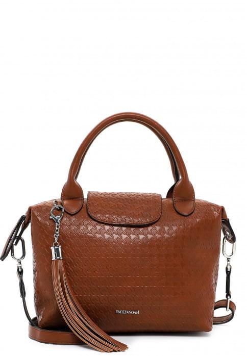 EMILY & NOAH Shopper Fanni klein Braun 63020700 cognac 700