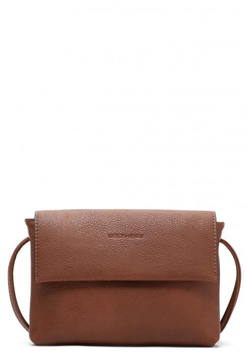 EMILY & NOAH Handtasche mit Überschlag Emma Braun 60397700 cognac 700