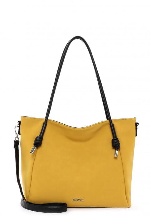 EMILY & NOAH Shopper Erika mittel Gelb 62815460 yellow 460