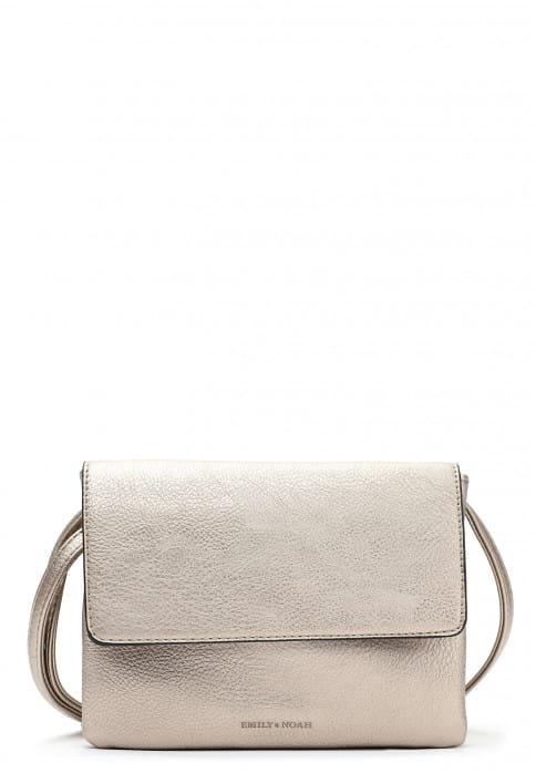 EMILY & NOAH Handtasche mit Überschlag Emma mittel Bronze 61722220 bronze 220