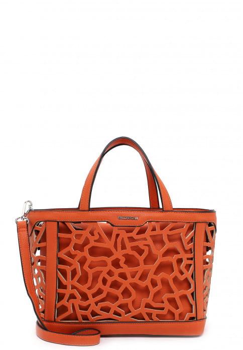 EMILY & NOAH Shopper Edda mittel Orange 62700610 orange 610