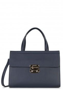 EMILY & NOAH Shopper Luca groß Blau 62184500 blue 500