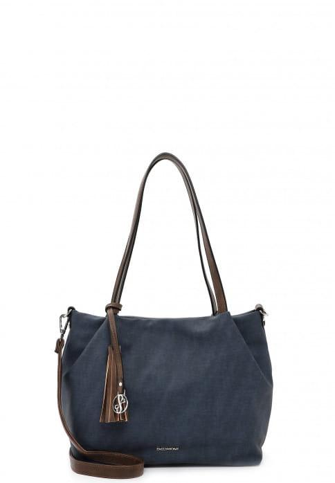 EMILY & NOAH Shopper Elke klein Blau 62791509 blue/taupe 509