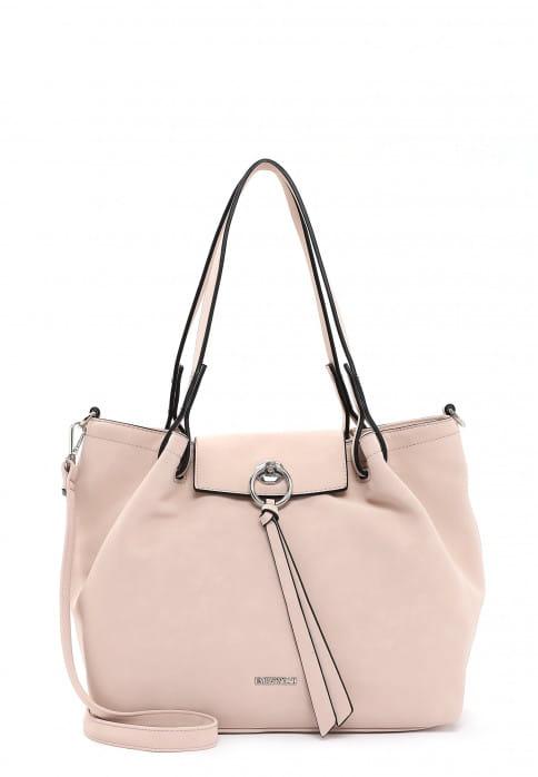 EMILY & NOAH Shopper Elina mittel Pink 62774650 rose 650