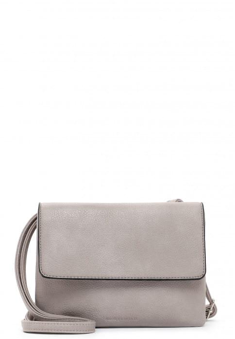 EMILY & NOAH Handtasche mit Überschlag Emma mittel Beige 61722310 birke 310
