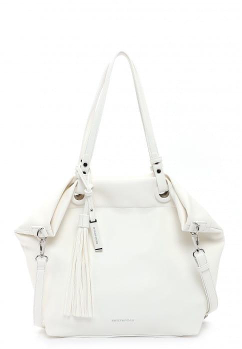 EMILY & NOAH Shopper Eliana groß Weiß 62834300 white 300
