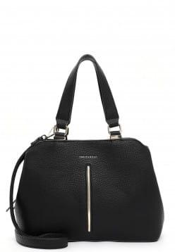 EMILY & NOAH Shopper Doris klein Schwarz 62416100 black 100