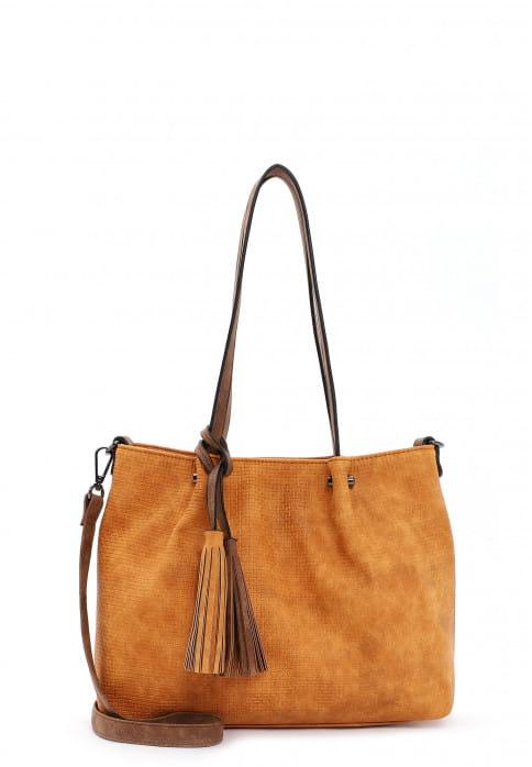 EMILY & NOAH Shopper Bag in Bag Surprise klein Orange 330612 orange brown 612