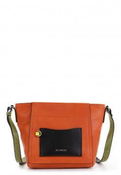 EMILY & NOAH Umhängetasche Frieda mittel Special Edition Orange ML62970614 614 darkorange