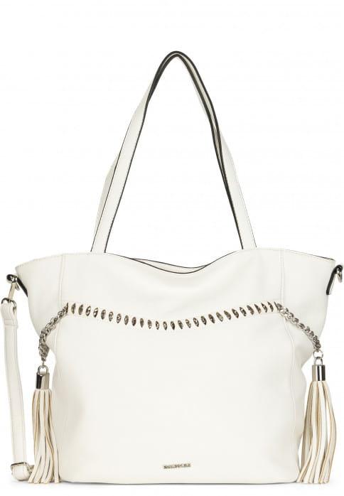 EMILY & NOAH Shopper Larissa groß Weiß 62102300 white 300