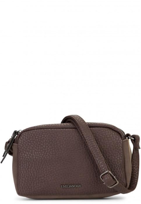 EMILY & NOAH Handtasche mit Reißverschluss Sue Braun 61950200 brown 200