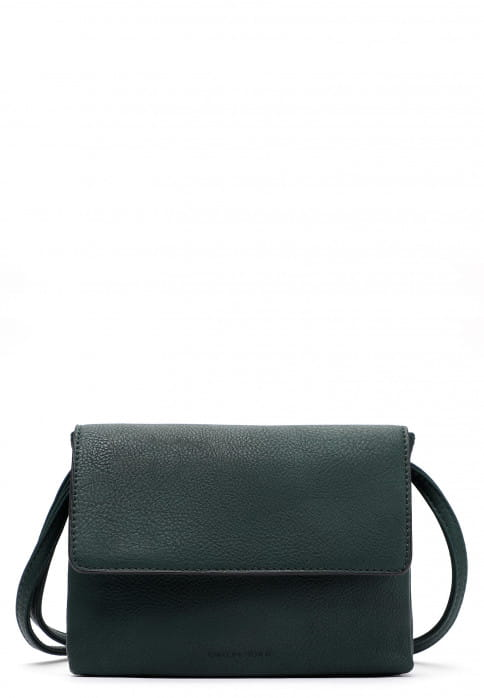 EMILY & NOAH Handtasche mit Überschlag Emma mittel Grün 61722930 green 930