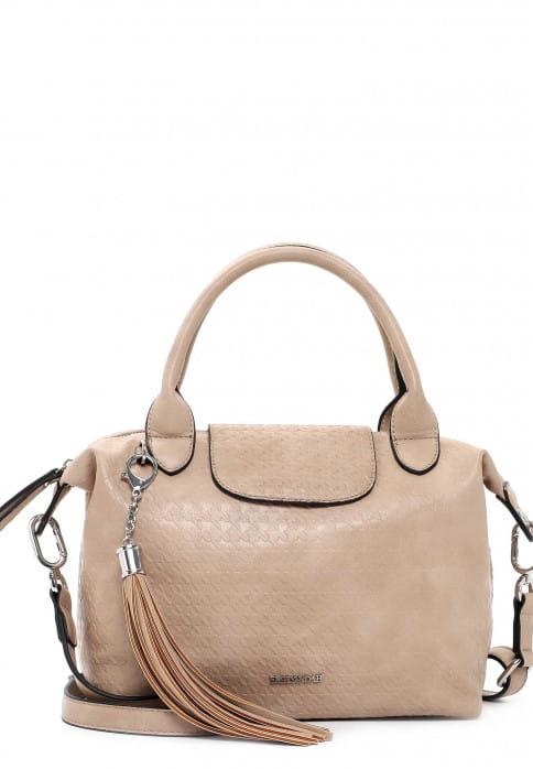 EMILY & NOAH Shopper Fanni klein Beige 63020420 sand 420