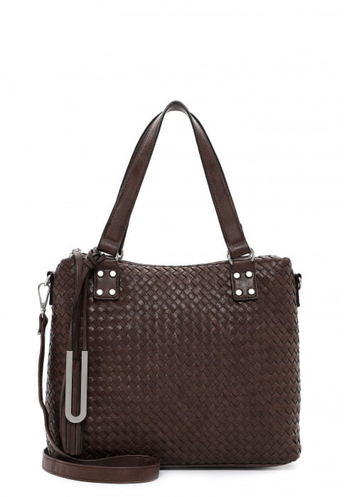 EMILY & NOAH Shopper Falina klein Braun 63073200 brown 200