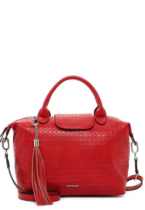 EMILY & NOAH Shopper Fanni mittel Rot 63021600 red 600