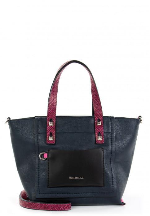 EMILY & NOAH Shopper Frieda klein Special Edition Blau ML62973500 blue  500