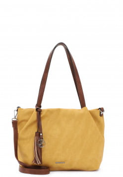 EMILY & NOAH Shopper Elke klein Gelb 62791460 yellow 460