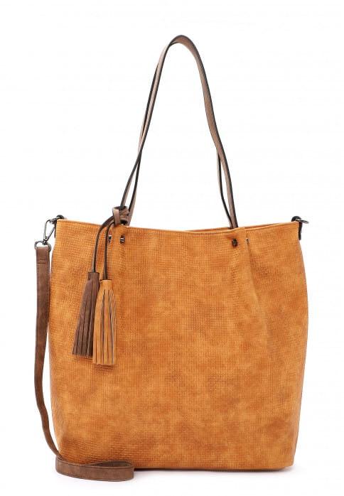 EMILY & NOAH Shopper Bag in Bag Surprise groß Orange 331612 orange brown 612