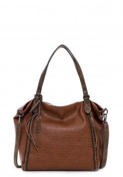 EMILY & NOAH Shopper Finja mittel Braun 62962700 cognac 700