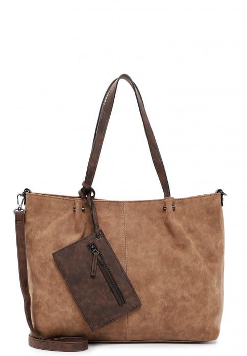 EMILY & NOAH Shopper Bag in Bag Surprise Braun 301702-1790 cognac brown 702