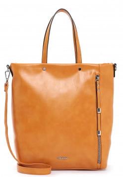 EMILY & NOAH Shopper Elif groß Orange 62786610 orange 610