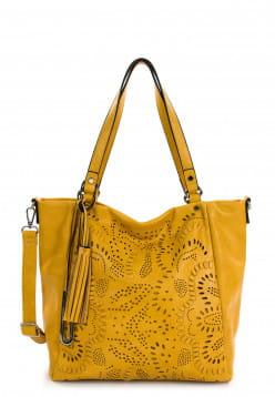 EMILY & NOAH Shopper Elise groß Gelb 62825460 yellow 460